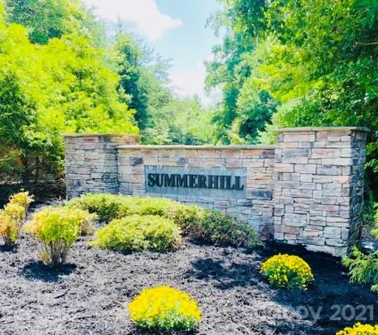 Lot 1 Summerhill Street Lot 1, Lenoir, NC 28645 (#3775732) :: Mossy Oak Properties Land and Luxury