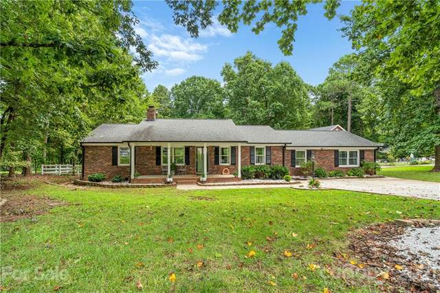 5407 Historic Springs Drive, Concord, NC 28025 (#3776780) :: Keller Williams South Park