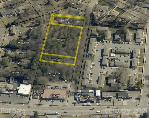 4401 Gondola Avenue, Charlotte, NC 28213 (#3776921) :: Carlyle Properties