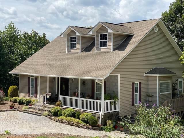 179 Wildwood Acres Drive 23 & 24, Marion, NC 28752 (#3777025) :: Exit Realty Elite Properties