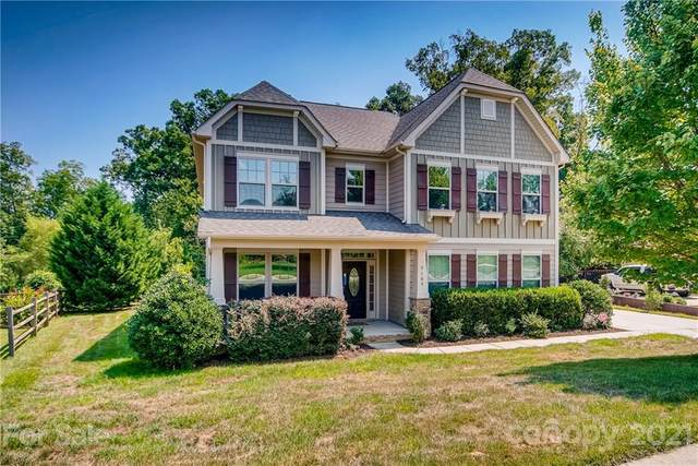 5109 Forest Knoll Court, Indian Trail, NC 28079 (#3777524) :: Besecker & Maynard Group