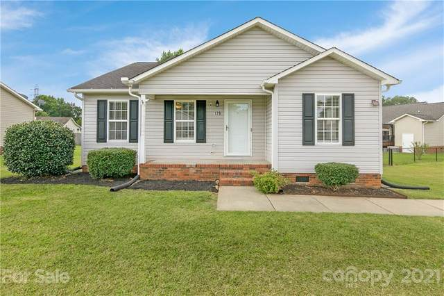 179 3rd Avenue, China Grove, NC 28023 (#3777588) :: Home and Key Realty