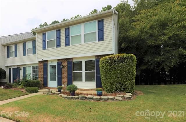 242 Water Oak Drive End Unit, Pineville, NC 28134 (#3778602) :: SearchCharlotte.com
