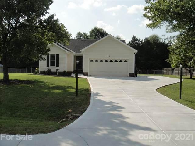 127 Rumple Hill Drive, Statesville, NC 28677 (#3778639) :: DK Professionals
