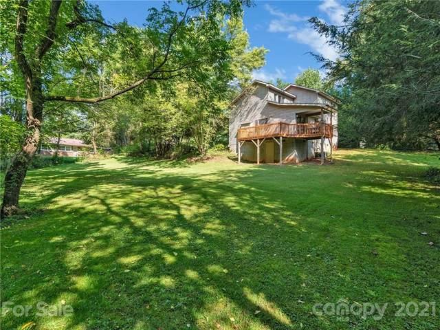 85 Club View Drive, Waynesville, NC 28786 (#3779189) :: Homes Charlotte