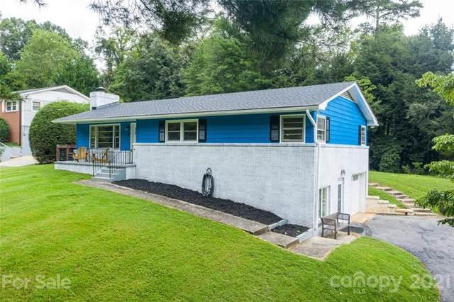 33 Pinehurst Road #34, Asheville, NC 28805 (#3779480) :: Homes Charlotte