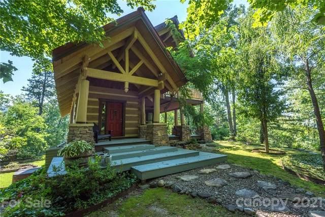 277 Long Ridge Road 882,889,880, Old Fort, NC 28762 (#3779659) :: Homes Charlotte