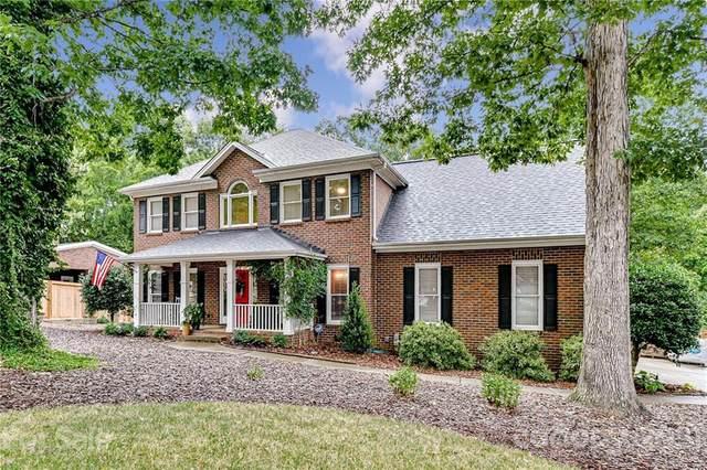 3115 Shady Grove Lane, Matthews, NC 28104 (#3779689) :: Besecker Homes Team