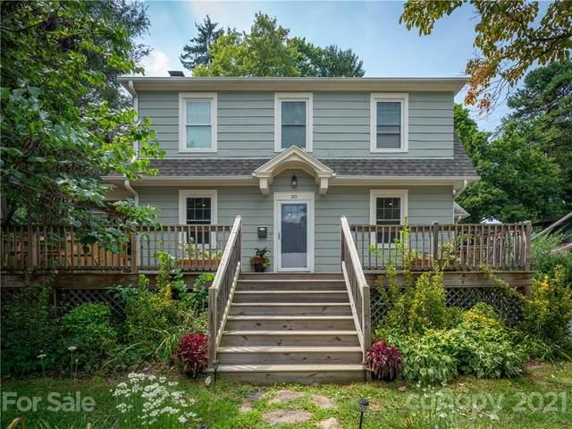 30 Brucemont Circle, Asheville, NC 28806 (#3779814) :: Besecker Homes Team