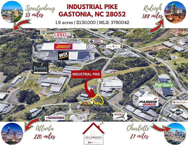 0 Industrial Pike, Gastonia, NC 28052 (#3780042) :: Bigach2Follow with Keller Williams Realty