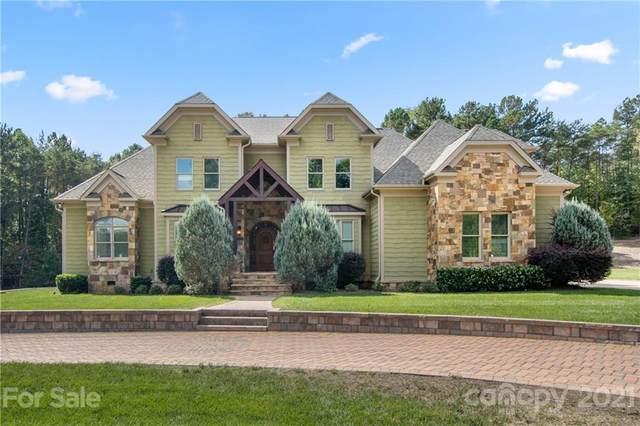 176 Park Crest Drive, Troutman, NC 28166 (#3780239) :: LePage Johnson Realty Group, LLC