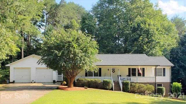 6118 Old Plank Road, Iron Station, NC 28080 (#3780326) :: Scarlett Property Group