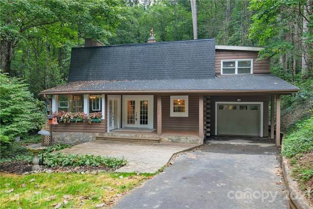 249 Nottingham Road, Maggie Valley, NC 28751 (#3780435) :: Caulder Realty and Land Co.