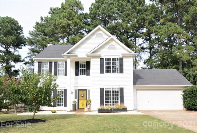 9129 Strattonville Court #35, Huntersville, NC 28078 (#3780595) :: Caulder Realty and Land Co.