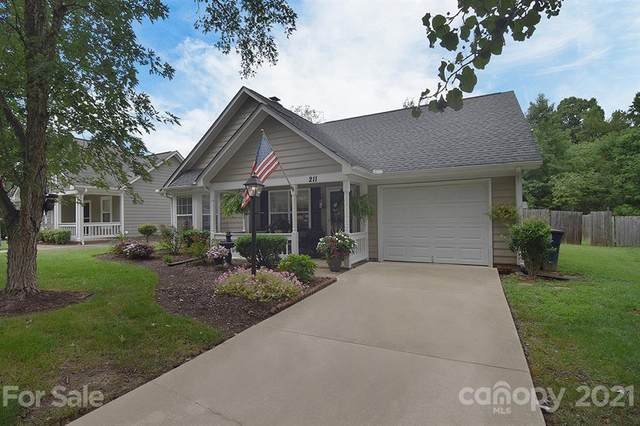 211 Clear Springs Court, Indian Trail, NC 28079 (#3780979) :: MOVE Asheville Realty