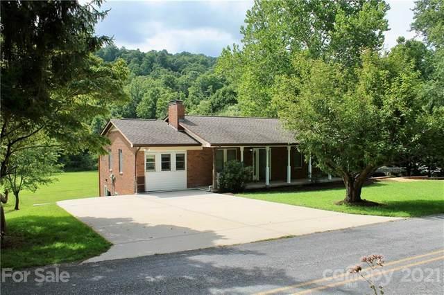 357 Flat Creek Road, Fairview, NC 28730 (#3781085) :: Besecker Homes Team