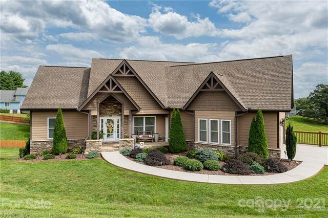 12 Horizon View Lane, Alexander, NC 28701 (#3781217) :: Home Finder Asheville