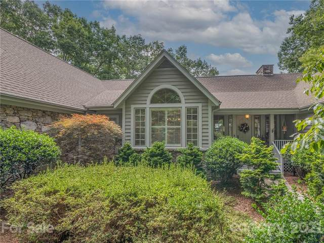 57 Old Hickory Trail, Hendersonville, NC 28739 (#3781224) :: Mossy Oak Properties Land and Luxury