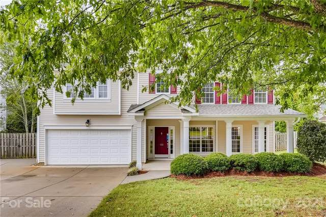 122 Fontanelle Drive, Mooresville, NC 28115 (#3781332) :: Rowena Patton's All-Star Powerhouse