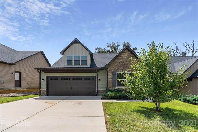 50 Onteora Oaks Drive, Asheville, NC 28803 (#3781500) :: Carlyle Properties
