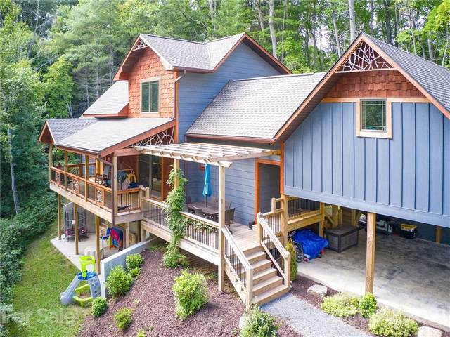 128 Flagstone Ridge, Waynesville, NC 28785 (#3781508) :: LePage Johnson Realty Group, LLC