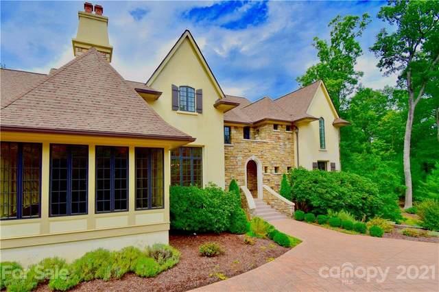 31 Cedar Hill Drive, Asheville, NC 28803 (#3781514) :: Homes Charlotte