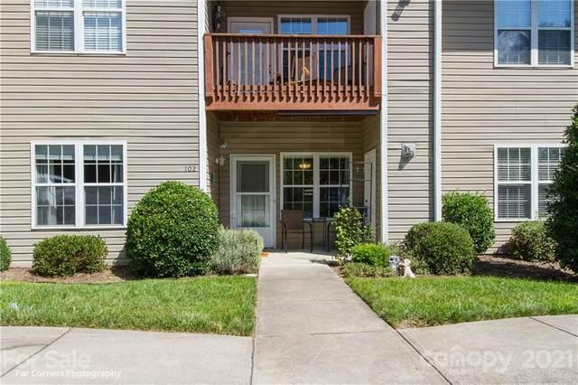 18 Commons Way #102, Waynesville, NC 28786 (#3781675) :: Modern Mountain Real Estate