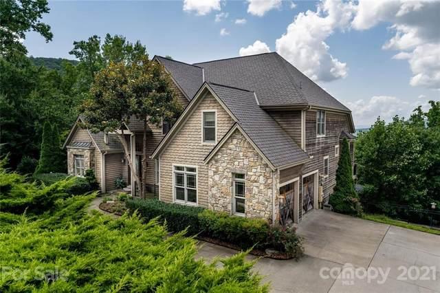 54 Crestridge Drive, Asheville, NC 28803 (#3781680) :: Exit Realty Elite Properties