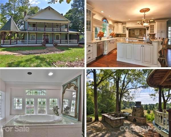 1913 Hamptonville Road, Hamptonville, NC 27020 (#3782393) :: Keller Williams South Park