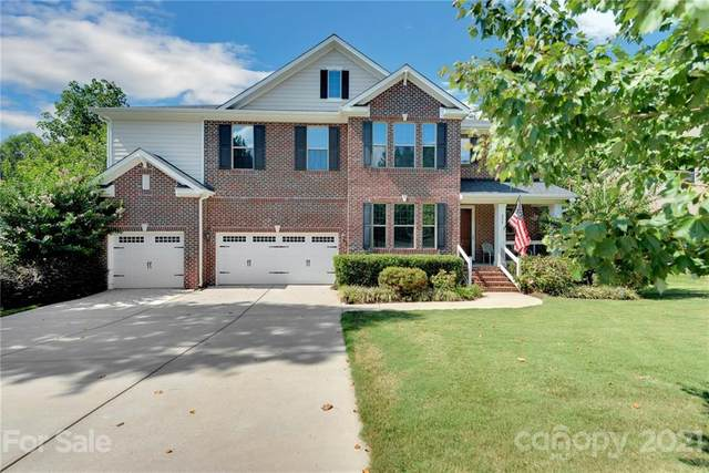 224 Bells Crossing Drive, Mooresville, NC 28117 (#3782395) :: LePage Johnson Realty Group, LLC