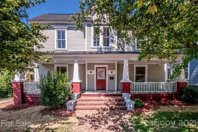 1210 N Main Street, Salisbury, NC 28144 (#3782705) :: Besecker Homes Team