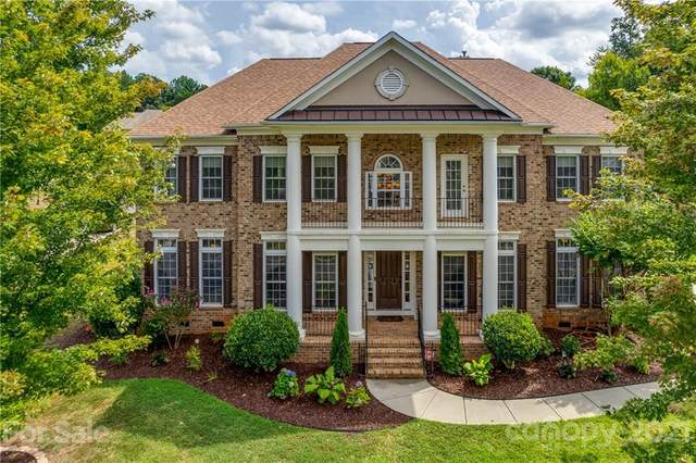 7213 Harcourt Crossing, Indian Land, SC 29707 (#3782783) :: Briggs American Homes