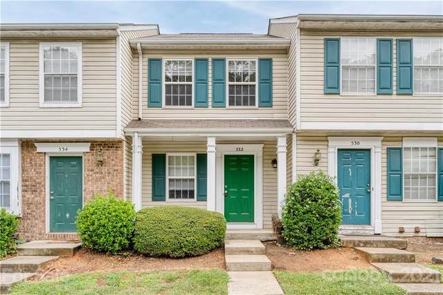 532 Lex Drive, Charlotte, NC 28262 (#3782869) :: LePage Johnson Realty Group, LLC
