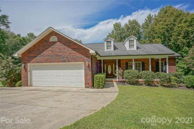 124 Sunset View Lane, Statesville, NC 28677 (#3782946) :: Mossy Oak Properties Land and Luxury