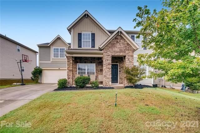 3509 Larkhaven Avenue, Concord, NC 28027 (#3782965) :: Briggs American Homes
