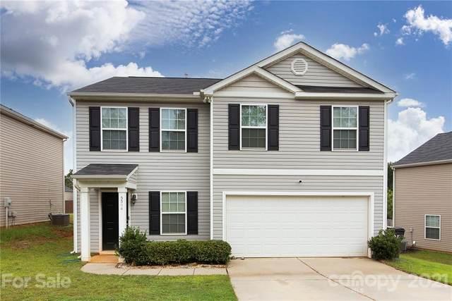 5504 Graypark Drive #90, Charlotte, NC 28269 (#3782981) :: Carver Pressley, REALTORS®