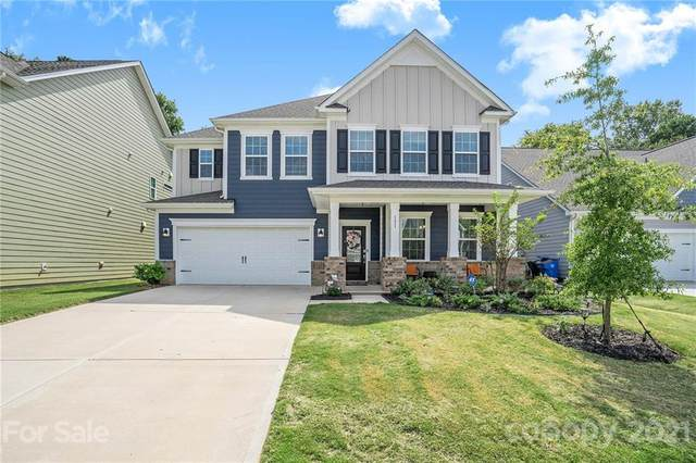 131 W Morehouse Avenue #17, Mooresville, NC 28117 (#3783012) :: Besecker Homes Team