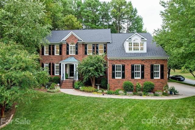 4323 Mountain Cove Drive, Charlotte, NC 28216 (#3783064) :: Homes Charlotte