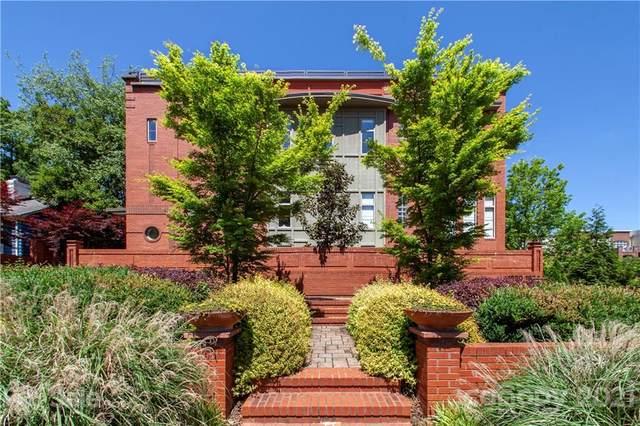 1934 Scott Avenue, Charlotte, NC 28203 (#3783096) :: High Performance Real Estate Advisors