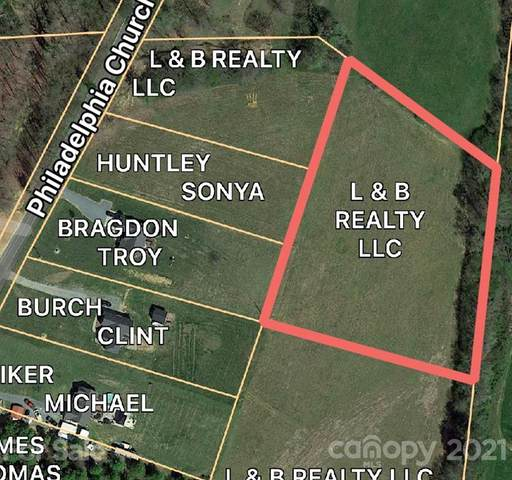 8 Philadelphia Church Road, Marshville, NC 28103 (#3783198) :: Mossy Oak Properties Land and Luxury