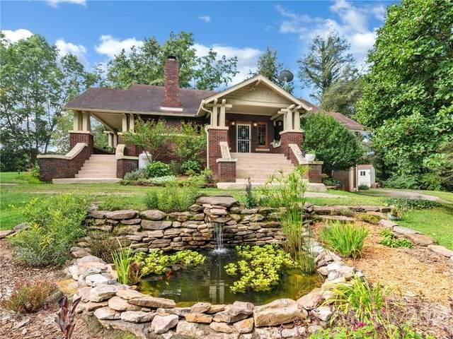 136 Charles Street, Canton, NC 28716 (#3783269) :: Besecker Homes Team
