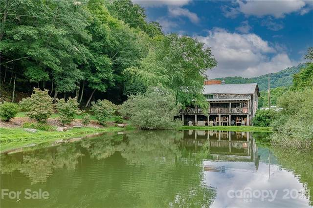 2854 Puncheon Fork Road, Mars Hill, NC 28754 (#3783310) :: Caulder Realty and Land Co.