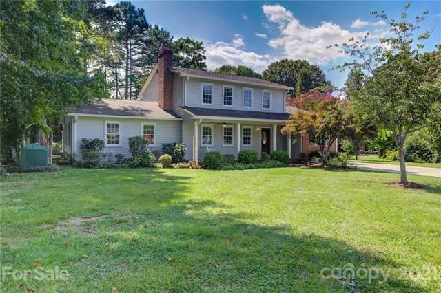 135 Greenway Drive, Salisbury, NC 28144 (#3783386) :: Homes Charlotte