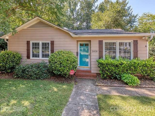 2408 Kingsbury Drive, Charlotte, NC 28205 (#3783477) :: Briggs American Homes