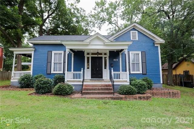 603 Jefferson Street, Monroe, NC 28112 (#3783548) :: Cloninger Properties