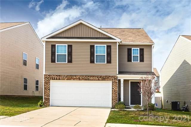 606 Shellbark Drive, Concord, NC 28025 (MLS #3783878) :: RE/MAX Journey