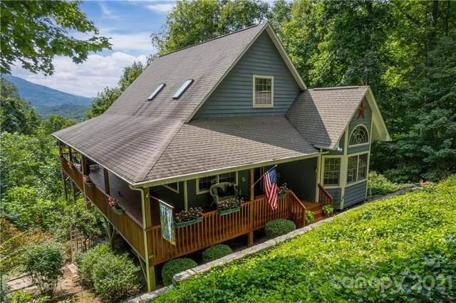 371 Falcon Ridge Drive, Waynesville, NC 28786 (#3783909) :: Love Real Estate NC/SC