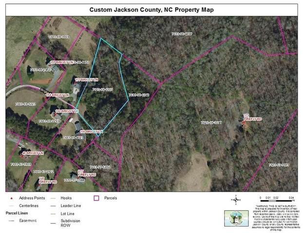 00 Brigsy Lane, Whittier, NC 28789 (#3784235) :: Modern Mountain Real Estate