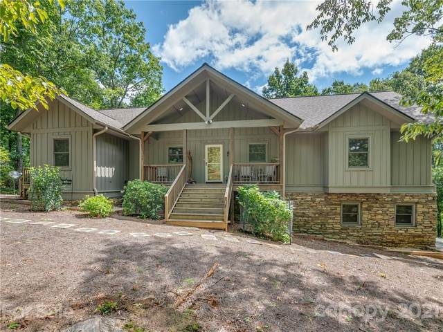 872 Piney Gate Road, Saluda, NC 28773 (#3784403) :: Home Finder Asheville
