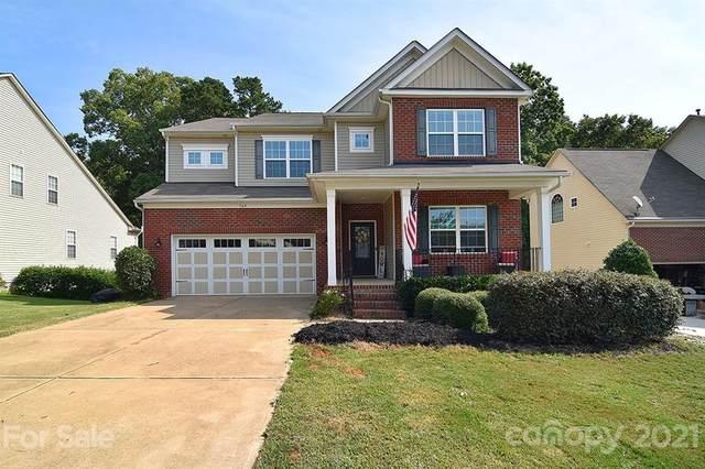 169 Pecan Hills Drive, Mooresville, NC 28115 (#3784554) :: LePage Johnson Realty Group, LLC